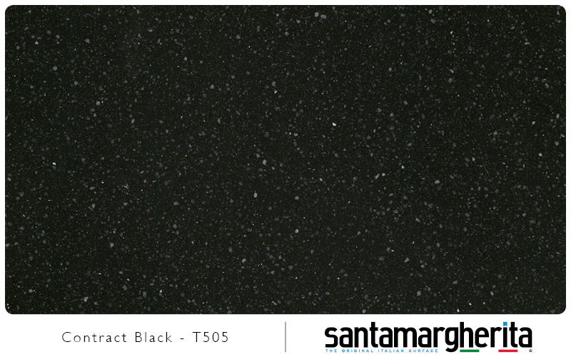 CONTRACT BLACK 305X140X30MM