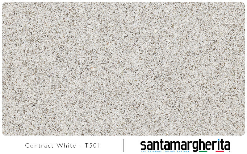 CONTRACT WHITE 305X140X20MM