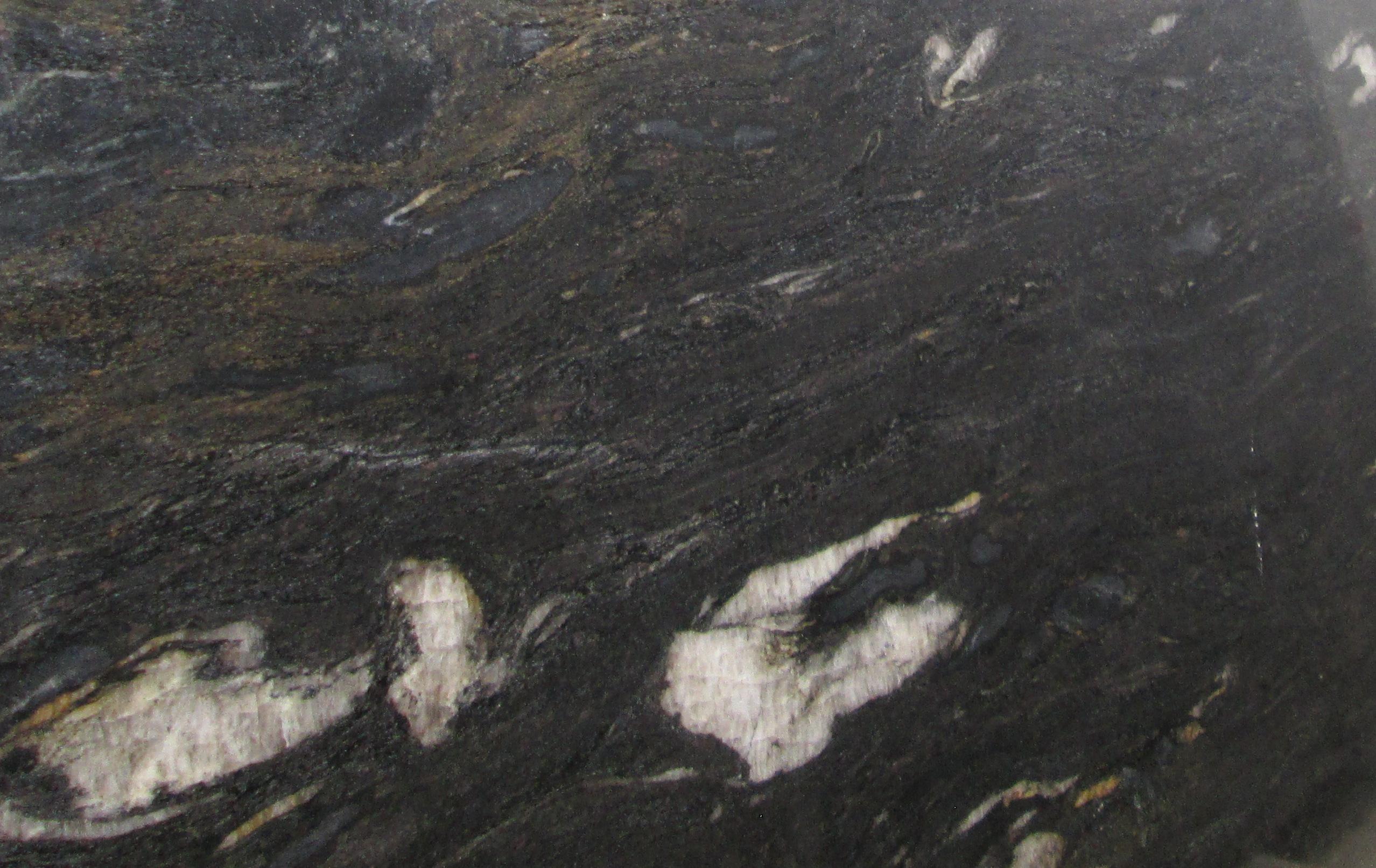 COSMIC BLACK  (LEATHER) 30MM